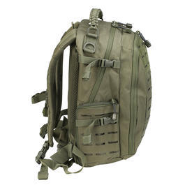 Mil-Tec Rucksack Mission Pack Laser Cut Small oliv