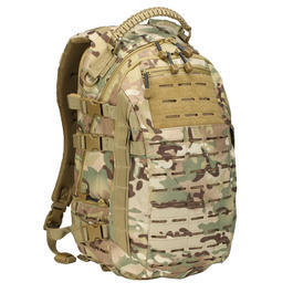 Mil-Tec Rucksack Mission Pack Laser Cut Large multitarn