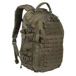 Mil-Tec Rucksack Mission Pack Laser Cut Large oliv