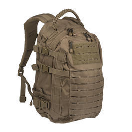Mil-Tec Rucksack Mission Pack Laser Cut Large dark coyote