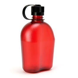 Nalgene Trinkflasche Everyday Oasis 1 L rot