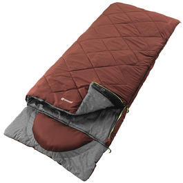 Outwell Schlafsack Contour rot