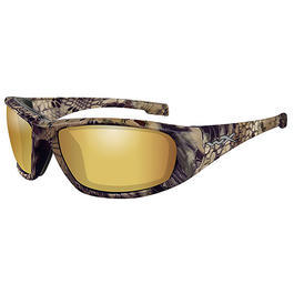 Wiley X Brille Boss polarisiert Kryptek Highlander