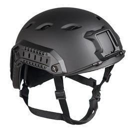 Mil-Tec US Helm Paratrooper Fast mit Rail schwarz