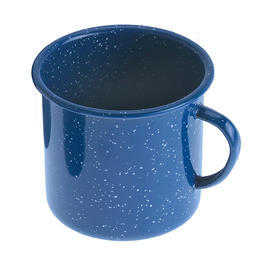 GSI Outdoors Tasse Emaille 700 ml blau