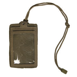 Mil-Tec ID Card Case dark coyote