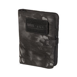 Mil-Tec Tactical Notizbuch Small mandra night