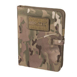 Mil-Tec Tactical Notizbuch Medium multitarn