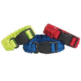 Mil-Tec Para Armband 22 mm blau