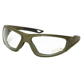 Mil-Tec Brille Tactical Goggle 3in1 oliv
