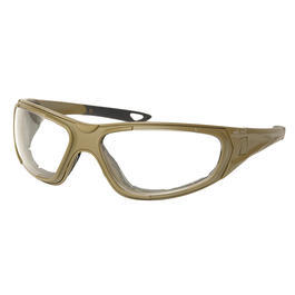 Mil-Tec Brille Tactical Goggle 3in1 coyote