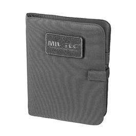 Mil-Tec Tactical Notizbuch Medium urban grey