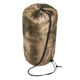 Mil-Tec Steppdeckenschlafsack Basic Mil-Tacs FG