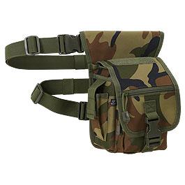 Brandit Hüfttasche Side Kick Bag woodland