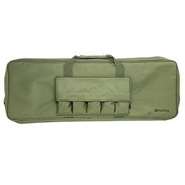 Nuprol 36 Zoll / 92 cm PMC Essentials Soft Rifle Bag / Gewehr-Futteral oliv