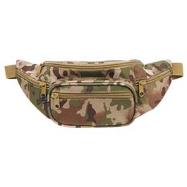 Brandit Gürteltasche Waist Belt Bag tactical camo für Hüfte und Schulter