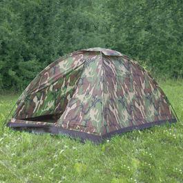 Zelt - 2-Mann-Zelt Iglu Standard woodland