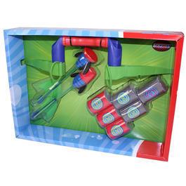 Pfeil und Bogen Bombs Bow mit 2 Pfeilen und Zielobjekten