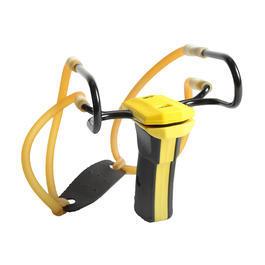 Schleudern - Megaline Sportschleuder Alpha 2 Double-Power gelb