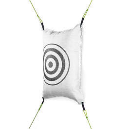Ragim Archery Schießsack Arrow Stopper Bag Bersaglio weiß
