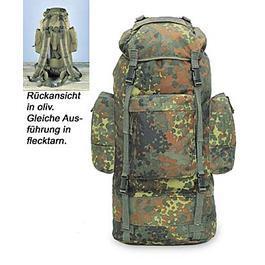 Ranger - Rucksack Ranger II, flecktarn