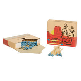 �berallz�nder Cowboy Matches 10er Pack