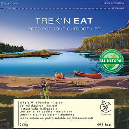 Trek'N Eat Vollmilchpulver