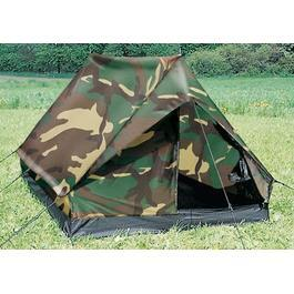 2-Mann-Zelt Mini Pack Premium woodland