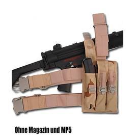 Magazintasche MP5, 3c-desert