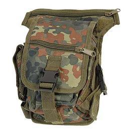 Hip Bag Security, flecktarn