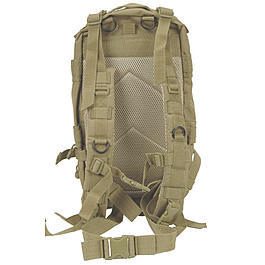 Rucksack US Assault Mil-Tec, coyote