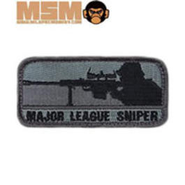 Mil-Spec Monkey Major League Sniper Patch ACU-Dark