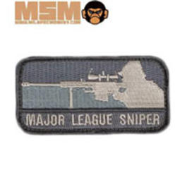 Mil-Spec Monkey Major League Sniper Patch ACU-Light