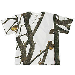 T-Shirt Tarnshirt hunter snow MFH