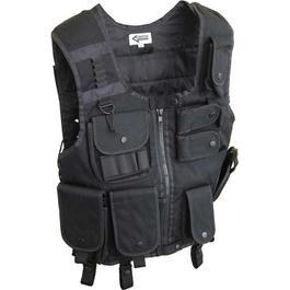 SWAT 1-Weste, schwarz