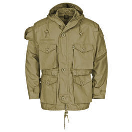 Smock Light Weight Mil-Tec coyote