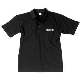 Poloshirt Security