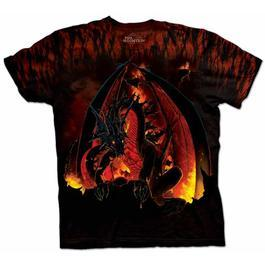 Mountain T-Shirt Fireball