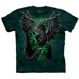 Mountain T-Shirt Electric Dragon