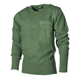 BW Bekleidung - BW Pullover oliv