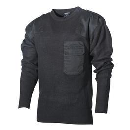 BW Bekleidung - BW Pullover schwarz