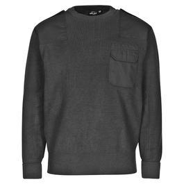 Mil-Tec Pullover BW-Style schwarz