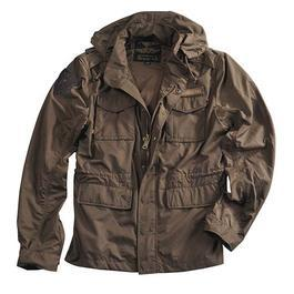 Alpha Industries Unit Jacke, braun