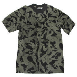 T-Shirt, Russian green camo
