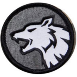 Mil-Spec Monkey Wolf Head Patch SWAT