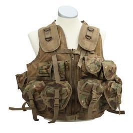 US Shop - US Einsatzweste Tactical Mil-Tec, Arid woodland