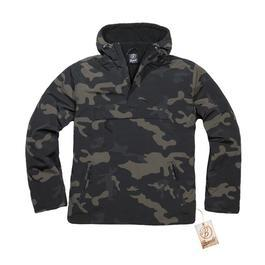 Brandit Windbreaker, darkcamo