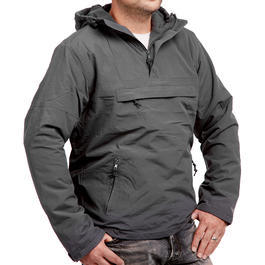 Brandit Windbreaker, anthrazit