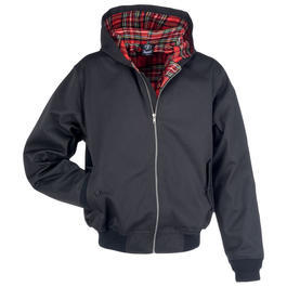 Brandit Harrington Jacke Lord Canterbury mit Kapuze