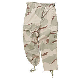 BDU Hose Kids, 3-color-desert